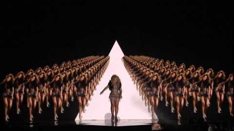 Beyonce Billboard Awards Performance 2011 (Run The World (Girls) HD