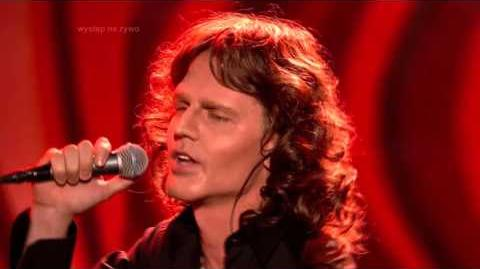 Marcin Rogacewicz jako The Doors - Twoja Twarz Brzmi Znajomo