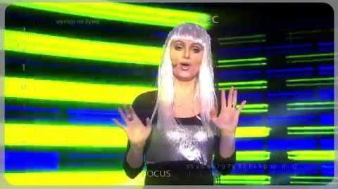 Kasia Popowska jako Cher - Twoja Twarz Brzmi Znajomo