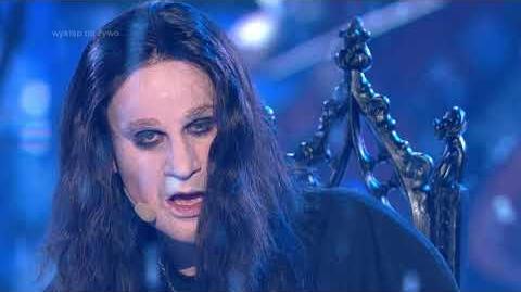 Marcel Sabat jako Ozzy Osbourne - Twoja Twarz Brzmi Znajomo