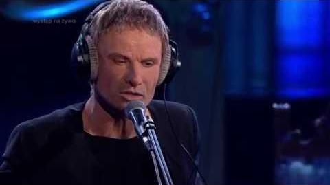 Kacper Kuszewski jako Sting - Twoja Twarz Brzmi Znajomo