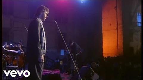 Andrea Bocelli - Caruso - Live From Piazza Dei Cavalieri, Italy 1997