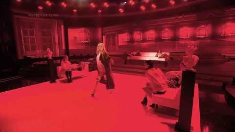 Izabella Miko jako Zara Larsson - Twoja Twarz Brzmi Znajomo