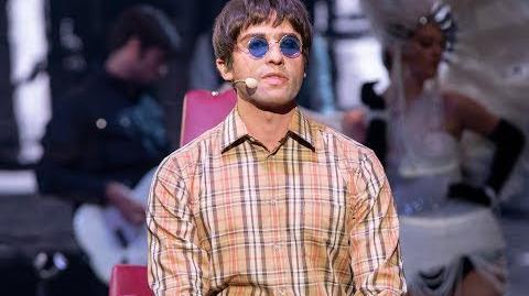 Bogumił Romanowski jako Liam Gallagher - Twoja Twarz Brzmi Znajomo