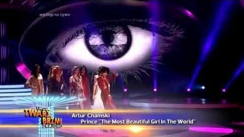 Twoja Twarz Brzmi Znajomo - Artur Chamski jako Prince