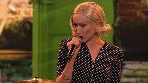 Marta Wiejak jako Gwen Stefani - Twoja Twarz Brzmi Znajomo