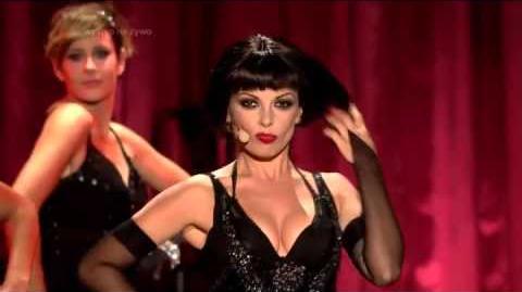 Katarzyna Glinka jako Catherine Zeta-Jones Twoja twarz brzmi znajomo