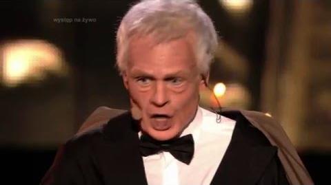 Aleksandra Szwed jako Bernard Ładysz - Twoja Twarz Brzmi Znajomo