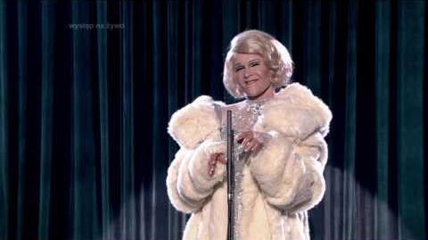 Radek Pazura jako Marlene Dietrich - Twoja Twarz Brzmi Znajomo