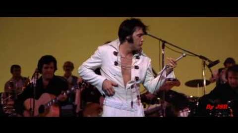 Elvis Presley Blue Suede Shoes 1970 HQ