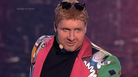 Robert Koszucki jako Olek Klepacz - Twoja Twarz Brzmi Znajomo