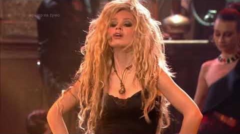 Natalia Krakowiak jako Shakira - Twoja Twarz Brzmi Znajomo