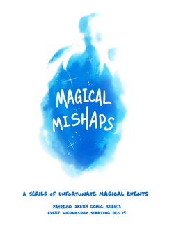 Magical Mishaps Titlecard