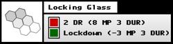 Locking Glass