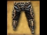 Leg Armour Necro Armored Trousers
