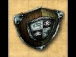 Shield Large Cathalonian