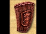Shield King's Wooden