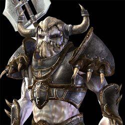 White Head Orc