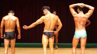 韓國健身肌肉猛男 신영섭