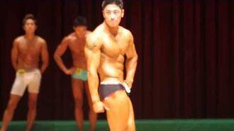 韓國肌肉健身教練 신영섭
