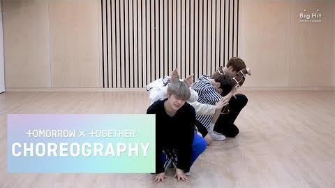 TXT (투모로우바이투게더) 'Cat & Dog' Dance Practice