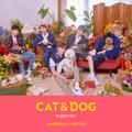 TXT Cat & Dog (Eng Ver.) Album Cover