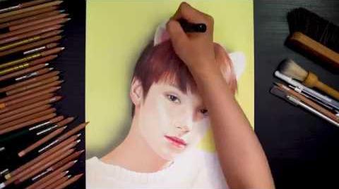 Sketching Film - 휴닝카이 (HUENINGKAI)-1
