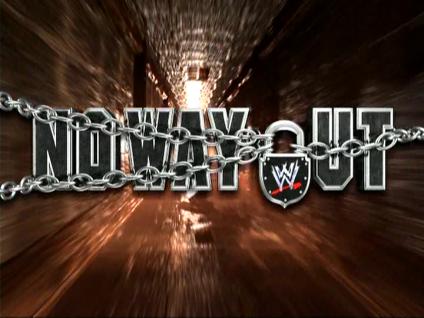 Wwe No Way Out Tya Universe Wiki Fandom Powered By Wikia