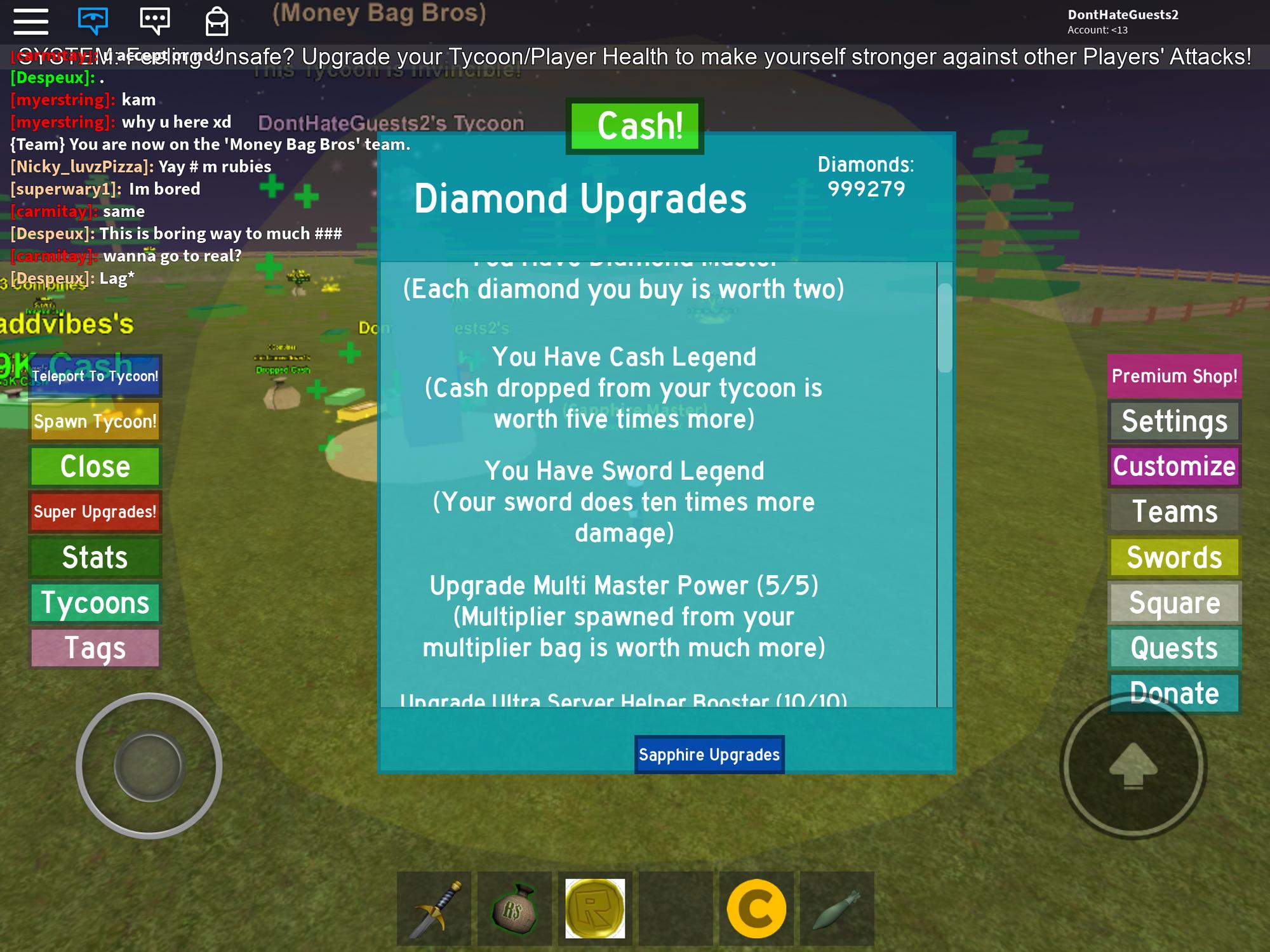 Diamonds | Tycoon simulator ROBLOX Wiki | FANDOM powered by Wikia