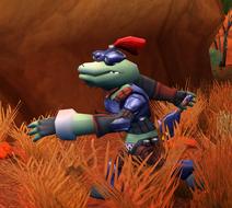 Pyro Lizard
