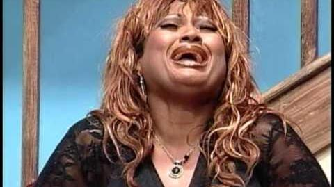 Kisha Grandy Singing On Tyler Perry's