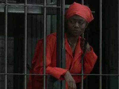 Vanessa in Jail