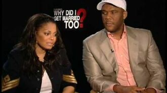 Tyler Perry and Janet Jackson Why Did I Get Married Too Interview