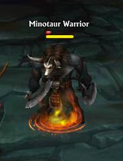 Cl2 minotaur warrior