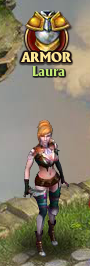 Armor Vendor Laura