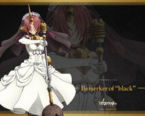 BlackBerserker Wallpaper