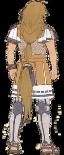 Archer of black rear