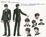 Kuzuki Carnival Phantasm Character Sheet