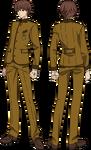 Male Hakuno Studio SHAFT FateExtra Last Encore Character Sheet