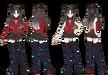 Rin Tohsaka Studio SHAFT FateExtra Last Encore Character Sheet