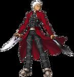 Archer Ryuji Higurashi cut in