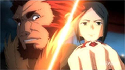 Fate Zero Waver Velvet & Rider Character Trailer 2