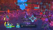 Extella Link gameplay