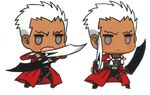 Chibi archer fight stace