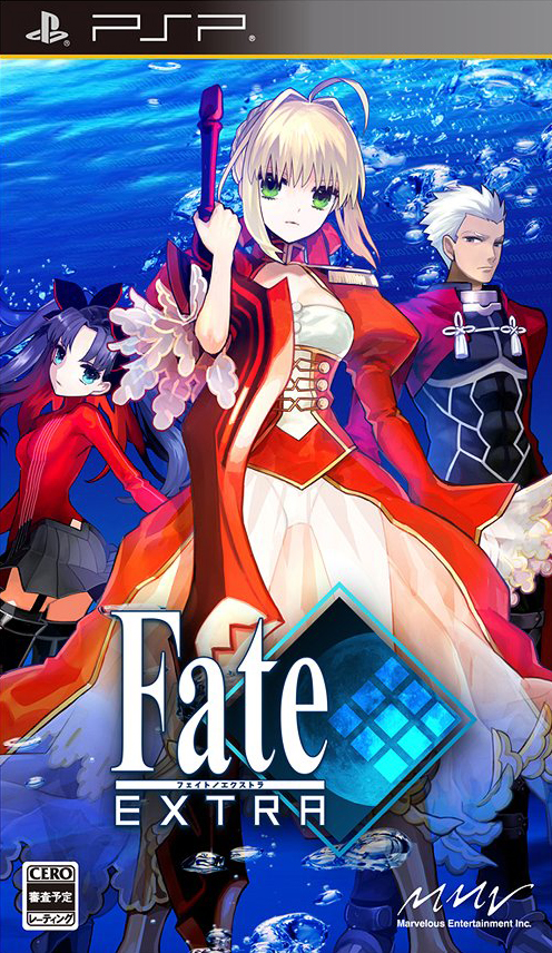 Image result for fate extra