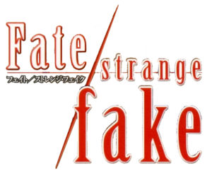 Fate strange fake logo
