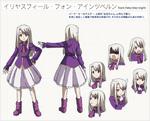 Illya Carnival Phantasm Character Sheet