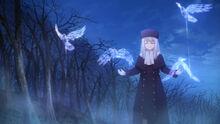 Zelle Illya anime UBW