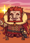 FGO Iskandar April Fool