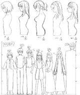 Список персонажей по параметрам